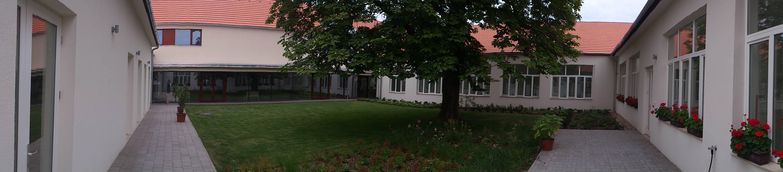Belső udvar foto1
